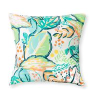 Rio Palm Print Cushion