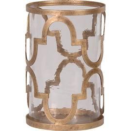 antique-gold-hurricane-lamp-shabby-store