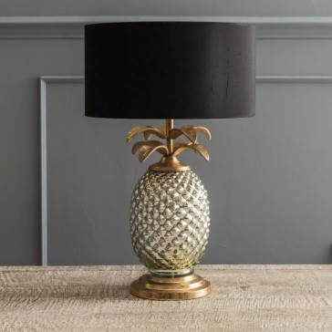 cvo4609-silver-gold-pineapple-lamp