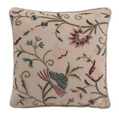 crewelwork-cushion