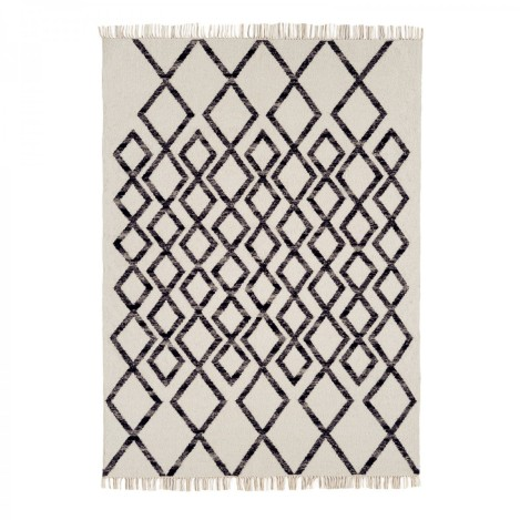 hackney-kelim-diamond-mono-rug-1