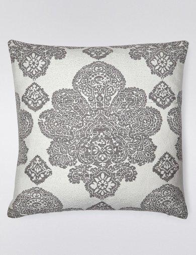 Damask Jacquard cushion