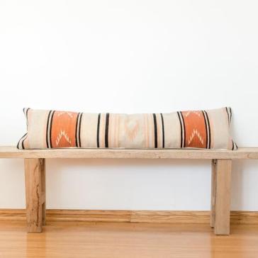 Catarina Lumbar Cushion Local y Lejos