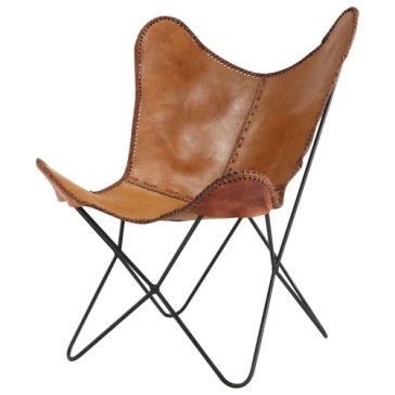 Santiago Leather Arm Chair