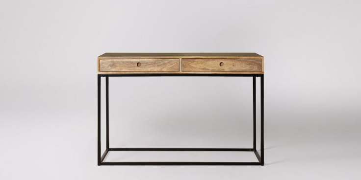 Eastwood Console Table Mango Wood