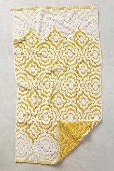 Yarn Dyed Ruana Towel