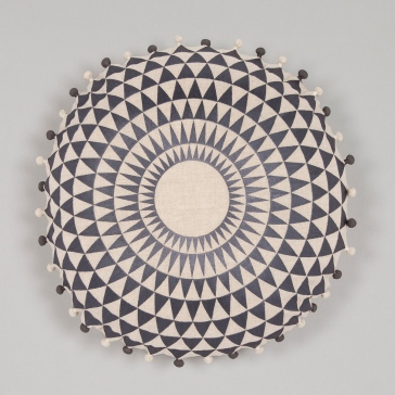 Concentric Cushion Cover