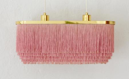 Double Fringe Lamp