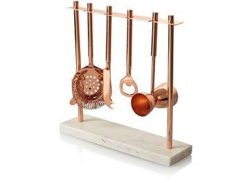 1046687_oliver-bonas_homeware_marble-and-copper-bar-tools-set-r7_3