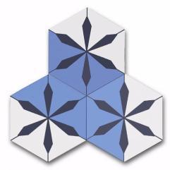 Boris Aldridge Hexagon