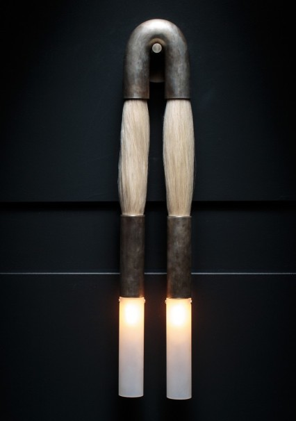 APPARATUS-STUDIO-HORSEHAIR-SCONCE-ON-BLACK-PANEL-A-1900x1173