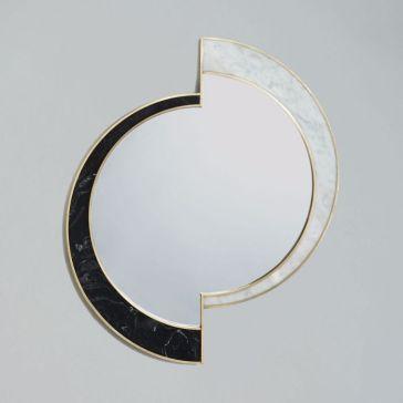 Lara Bohinc Half Moon Mirror