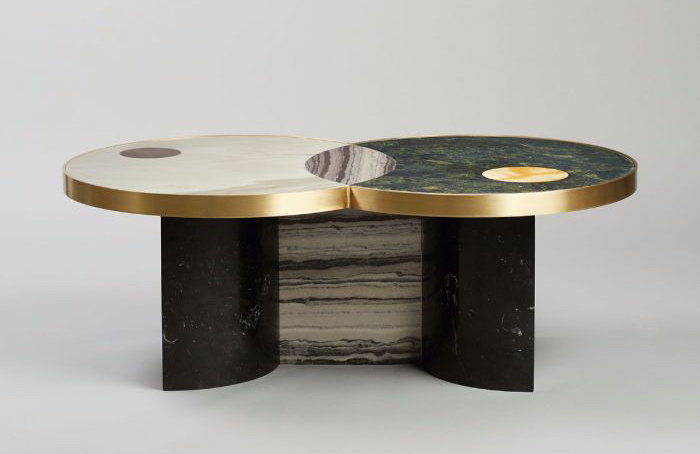 Lara Bohinc Sun And Moon Coffee Table