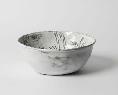 Astier de Villatte Robinson Salad Bowl