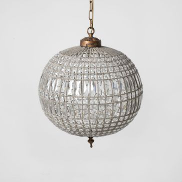 Ball Chandelier Large