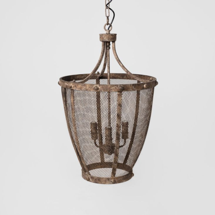 Simona Antique Hanging Lamp