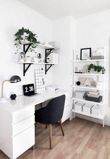 best-25-white-desk-office-ideas-on-pinterest-home-office-white-white-home-office-corner-desk