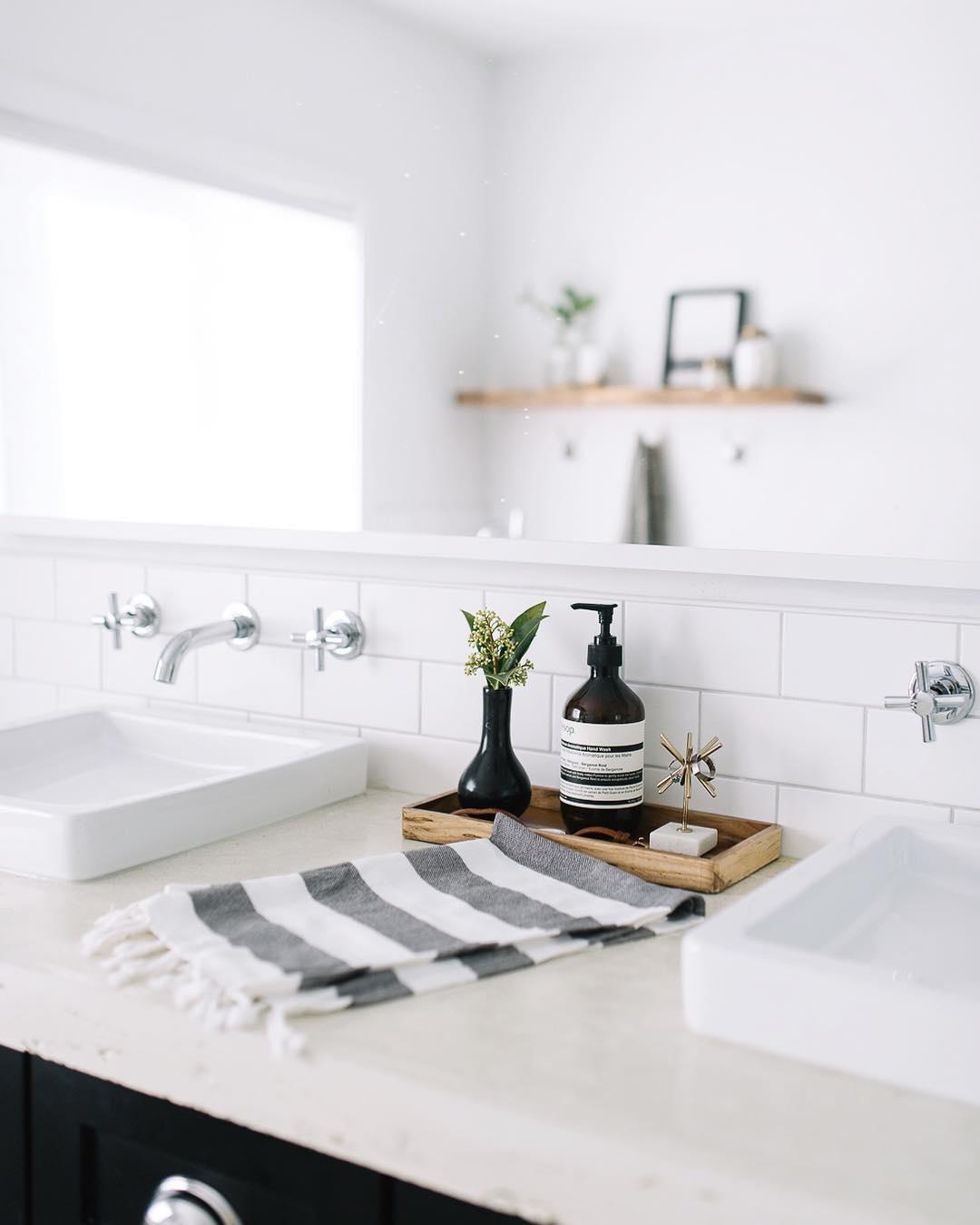 Easy bathroom updates – SH|interiors