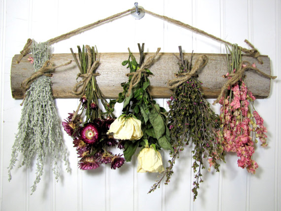 Drying-Flowers-DIY-Techniques